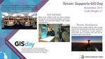 Tenzer Supports GIS Day by Cade Wright