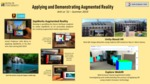 Applying and Demonstrating Augmented Reality by Anh Le
